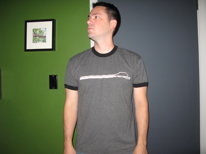 Detroit Tuned T-Shirt