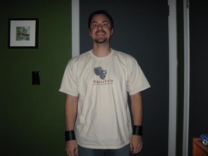 Squirre Shirt