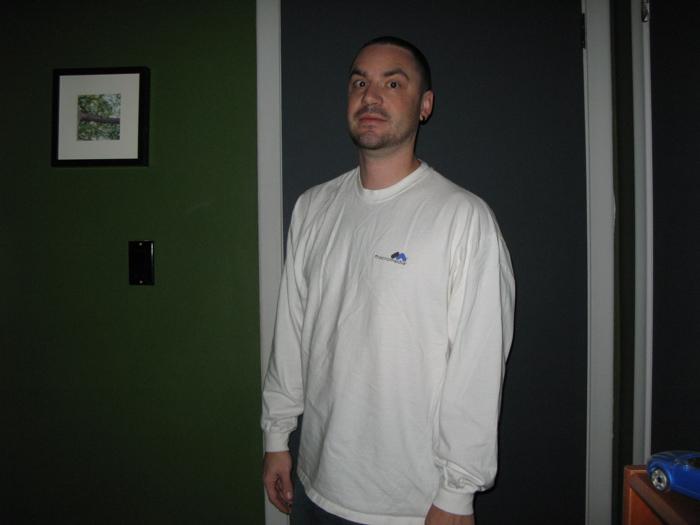 Macromedia Shirt - Front
