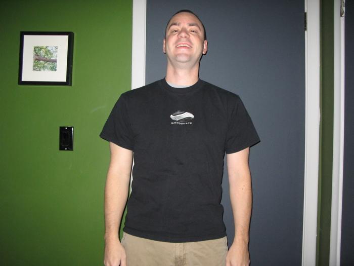 SPEEDSHAPE shirt