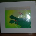 Wonder Girl Cel 2