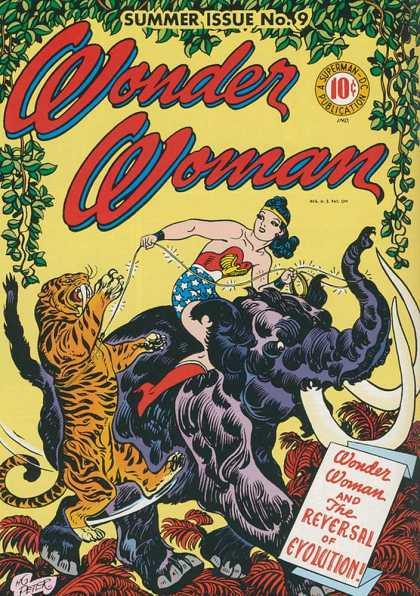 Wonder Woman 9
