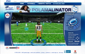 The Polamalinator 3D Game