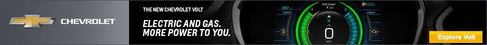 Volt Odometer Banner Ad